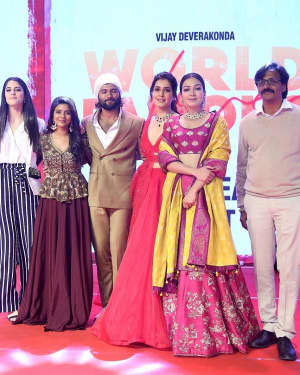 Photos: Promotion Of Telugu Film World Famous Lover | Picture 1720692