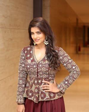 Aishwarya Rajesh - Photos: Promotion Of Telugu Film World Famous Lover | Picture 1720673