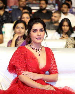 Raashi Khanna - Photos: Promotion Of Telugu Film World Famous Lover   Picture 1720623