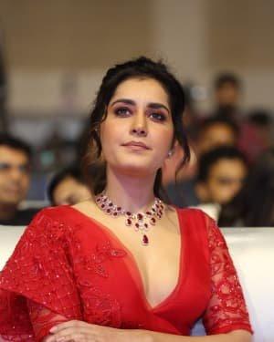 Raashi Khanna - Photos: Promotion Of Telugu Film World Famous Lover   Picture 1720625