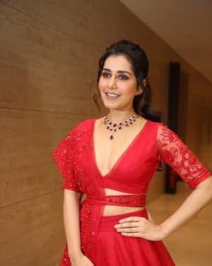 Raashi Khanna - Photos: Promotion Of Telugu Film World Famous Lover   Picture 1720584
