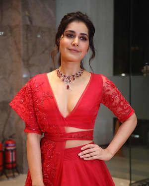 Raashi Khanna - Photos: Promotion Of Telugu Film World Famous Lover   Picture 1720580
