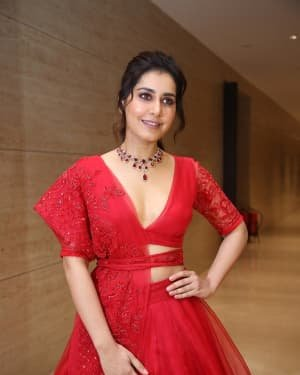 Raashi Khanna - Photos: Promotion Of Telugu Film World Famous Lover   Picture 1720583