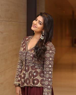 Aishwarya Rajesh - Photos: Promotion Of Telugu Film World Famous Lover | Picture 1720685