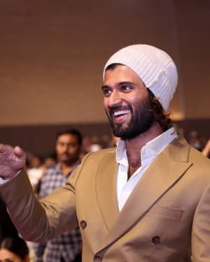Vijay Devarakonda - Photos: Promotion Of Telugu Film World Famous Lover | Picture 1720631