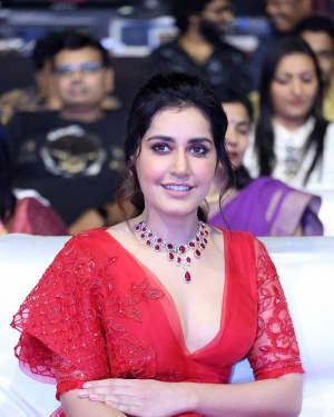 Raashi Khanna - Photos: Promotion Of Telugu Film World Famous Lover   Picture 1720613