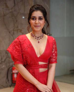 Raashi Khanna - Photos: Promotion Of Telugu Film World Famous Lover   Picture 1720581
