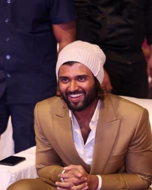 Vijay Devarakonda - Photos: Promotion Of Telugu Film World Famous Lover | Picture 1720635