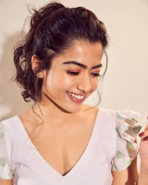 Rashmika Mandanna Latest Photoshoot | Picture 1720552