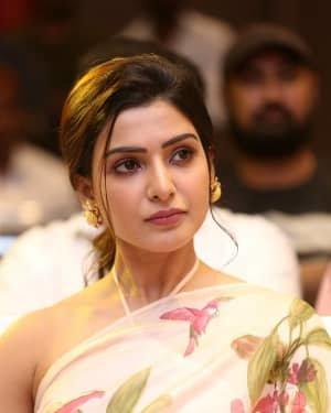 Samantha Akkineni At Jaanu Movie Thanks Meet Photos | Picture 1720648