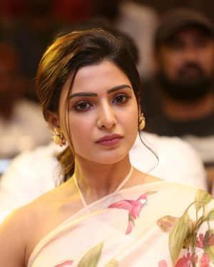 Samantha Akkineni At Jaanu Movie Thanks Meet Photos | Picture 1720650