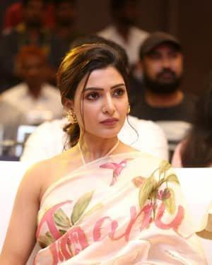 Samantha Akkineni At Jaanu Movie Thanks Meet Photos | Picture 1720646
