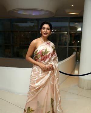 Samantha Akkineni At Jaanu Movie Thanks Meet Photos | Picture 1720666