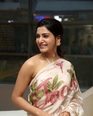 Samantha Akkineni At Jaanu Movie Thanks Meet Photos | Picture 1720660