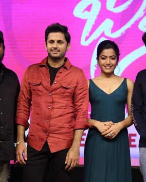 Bheeshma Movie Pre Release Event Photos | Picture 1721013