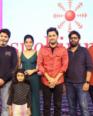 Bheeshma Movie Pre Release Event Photos | Picture 1721021