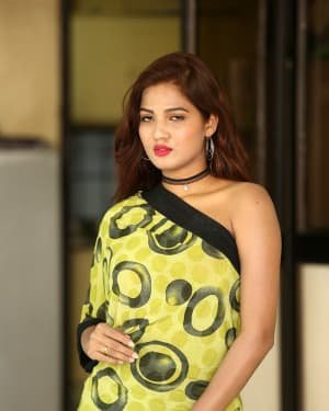 Sravani Nikki - Life Anubhavinchu Raja Movie Success Meet Photos | Picture 1721107