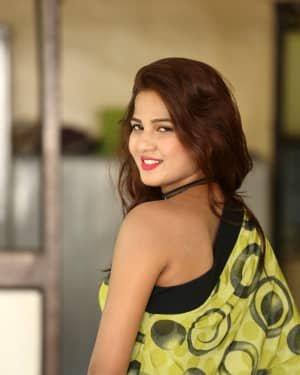 Sravani Nikki - Life Anubhavinchu Raja Movie Success Meet Photos | Picture 1721111