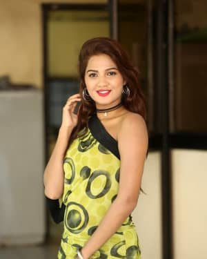 Sravani Nikki - Life Anubhavinchu Raja Movie Success Meet Photos | Picture 1721109