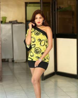 Sravani Nikki - Life Anubhavinchu Raja Movie Success Meet Photos | Picture 1721105