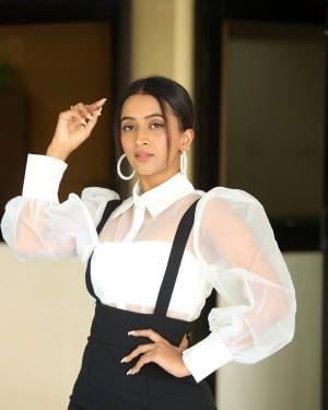 Shruti Shetty - Life Anubhavinchu Raja Movie Success Meet Photos | Picture 1721099