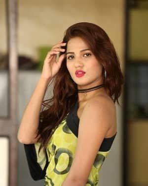 Sravani Nikki - Life Anubhavinchu Raja Movie Success Meet Photos | Picture 1721132