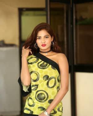 Sravani Nikki - Life Anubhavinchu Raja Movie Success Meet Photos | Picture 1721106