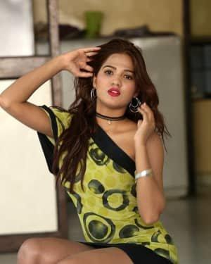 Sravani Nikki - Life Anubhavinchu Raja Movie Success Meet Photos | Picture 1721121