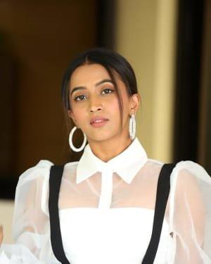 Shruti Shetty - Life Anubhavinchu Raja Movie Success Meet Photos | Picture 1721100