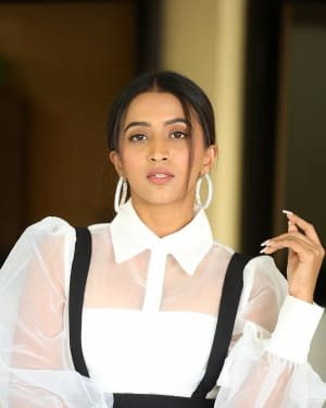 Shruti Shetty - Life Anubhavinchu Raja Movie Success Meet Photos | Picture 1721102