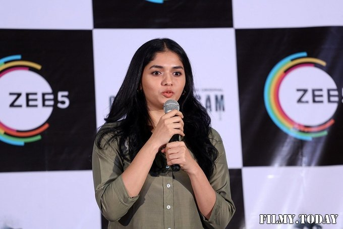 Sunaina - Chadarangam Web Series Launch Photos | Picture 1721911