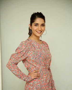 Ruhani Sharma - Hit Telugu Movie Trailer Launch Photos | Picture 1721866