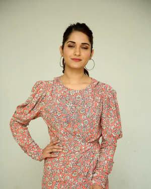 Ruhani Sharma - Hit Telugu Movie Trailer Launch Photos | Picture 1721859