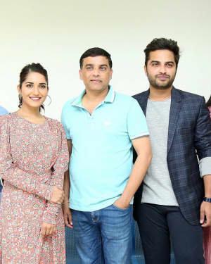 Hit Telugu Movie Trailer Launch Photos