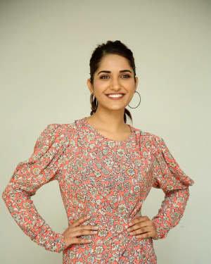 Ruhani Sharma - Hit Telugu Movie Trailer Launch Photos | Picture 1721863