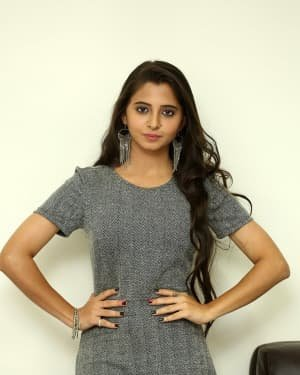 Preethi Asrani At Pressure Cooker Movie Interview Photos | Picture 1721270