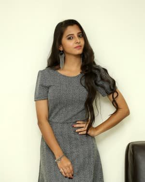 Preethi Asrani At Pressure Cooker Movie Interview Photos | Picture 1721287