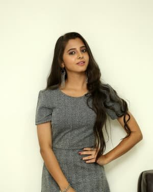 Preethi Asrani At Pressure Cooker Movie Interview Photos | Picture 1721290