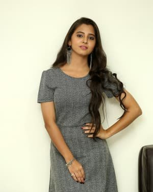 Preethi Asrani At Pressure Cooker Movie Interview Photos | Picture 1721282