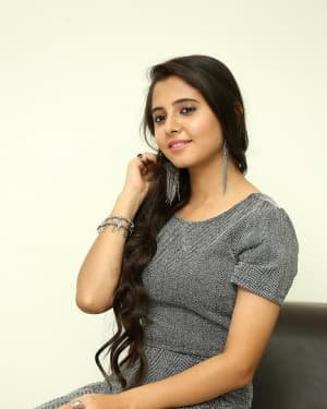 Preethi Asrani At Pressure Cooker Movie Interview Photos | Picture 1721269