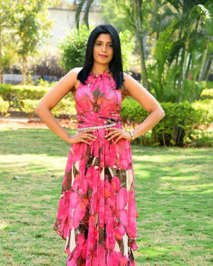 Pragathi (Telugu Actress) - Screenplay Telugu Movie Press Meet Photos | Picture 1721807
