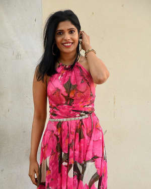 Pragathi (Telugu Actress) - Screenplay Telugu Movie Press Meet Photos | Picture 1721854