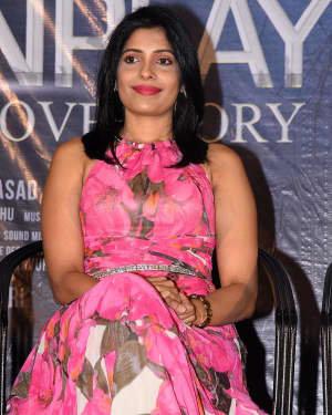 Pragathi (Telugu Actress) - Screenplay Telugu Movie Press Meet Photos | Picture 1721829