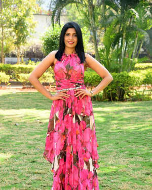 Pragathi (Telugu Actress) - Screenplay Telugu Movie Press Meet Photos | Picture 1721806