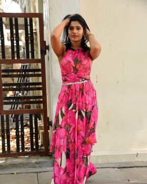 Pragathi (Telugu Actress) - Screenplay Telugu Movie Press Meet Photos | Picture 1721844