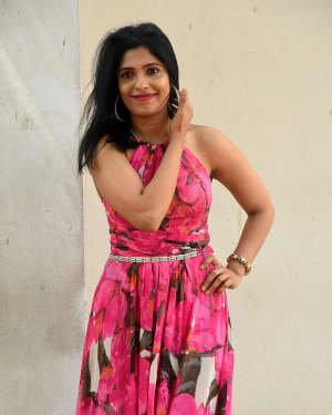 Pragathi (Telugu Actress) - Screenplay Telugu Movie Press Meet Photos | Picture 1721853