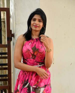 Pragathi (Telugu Actress) - Screenplay Telugu Movie Press Meet Photos | Picture 1721846