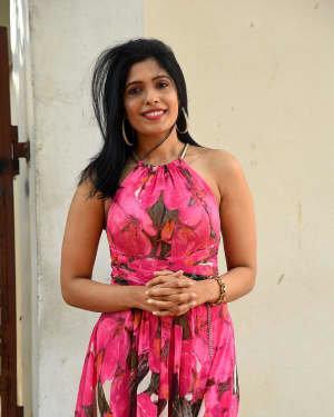 Pragathi (Telugu Actress) - Screenplay Telugu Movie Press Meet Photos | Picture 1721848