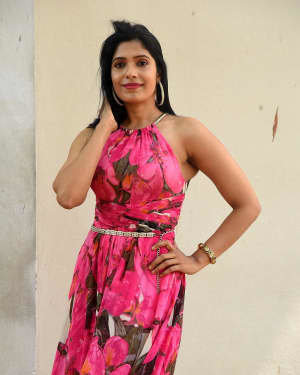 Pragathi (Telugu Actress) - Screenplay Telugu Movie Press Meet Photos | Picture 1721852