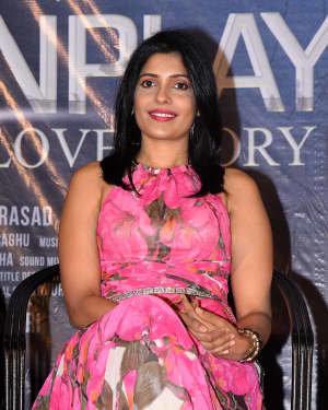 Pragathi (Telugu Actress) - Screenplay Telugu Movie Press Meet Photos | Picture 1721830